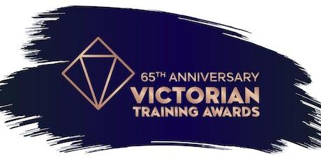 2019 Victorian Training Awards tickets