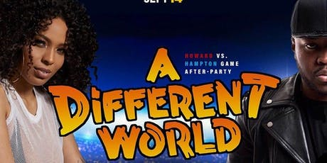A Different World, The Official Game After Party (Chicago Football Classic) tickets