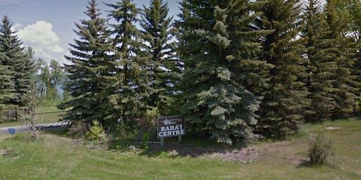 Youth and Family Camp at Sylvan Lake Baha'i Centre - July 5 to July 8