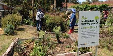 TAFE - Introduction to horticulture and eco living course - July 2019 tickets