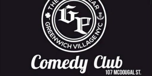 COMPLIMENTARY COMEDY TICKETS FOR GRISLY PEAR COMEDY CLUB