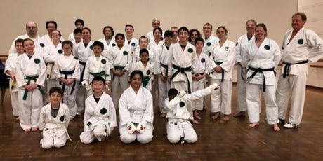 Toronto Academy of Karate Fitness Health: Learn Karate, Self Defense & Inner Strength (All Ages Class, Guests Welcome) tickets