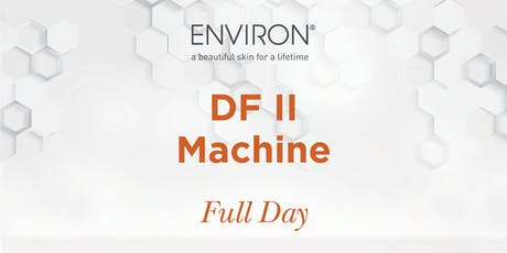 VIC Environ Education : DF Machine Training billets
