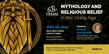 Mythology and Religious Belief in the Viking Age tickets