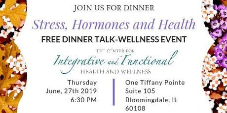 Complimentary Exclusive Wellness Dinner Event tickets