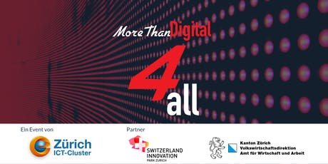 eZürich & MoreThanDigital «4all Pilotanlass» Tickets