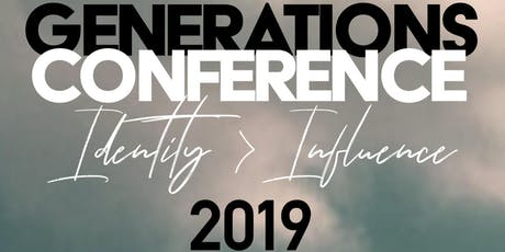 Generations Conference tickets