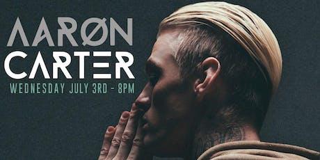 Aaron Carter tickets