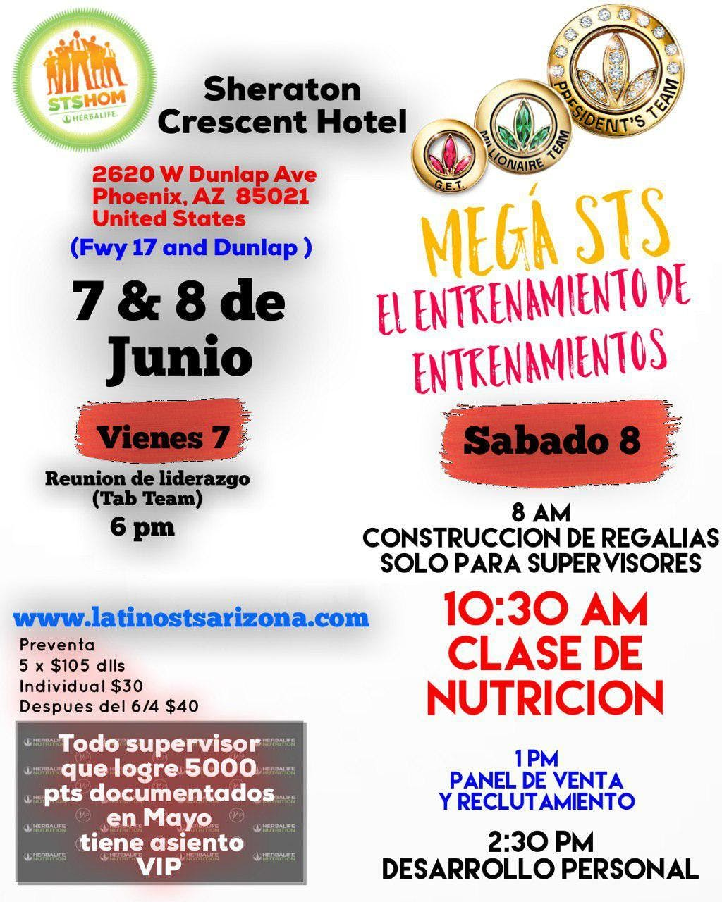 Latino STS julio 06 Arizona 2019