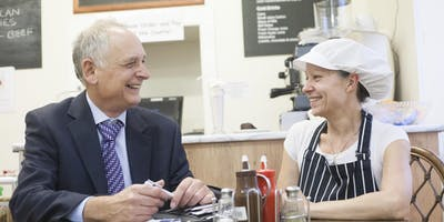 One to One Business Support session 16th January 2020 - Bath