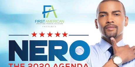 The Nero 2020 Agenda Launch Party tickets