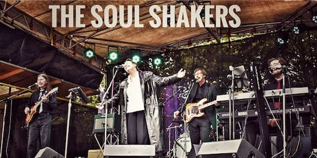 "Memorial Park Music Fest 2019 presents "" The Soul Shakers"" tickets"