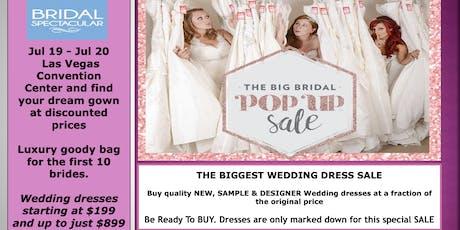 Silhouette Bridal Big Bridal Pop Up Sale tickets