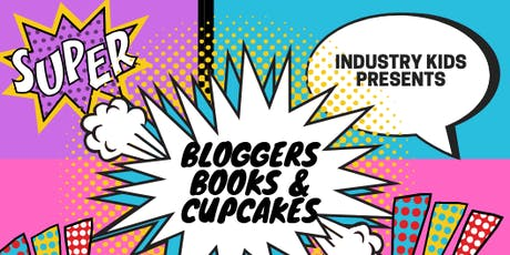 Bloggers,Books, and Cupcakes tickets