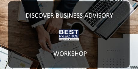 Adelaide - Discover Business Advisory tickets