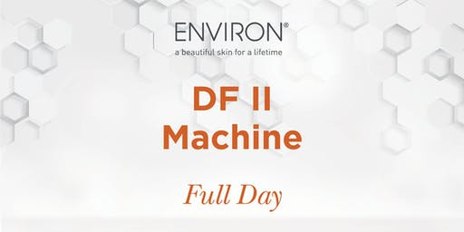QLD Environ Education : DF Machine Training