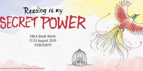 Book Week Super Hero Storytime tickets