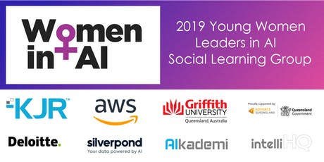 2019 Young Women Leaders in AI Social Learning Group (Brisbane) tickets