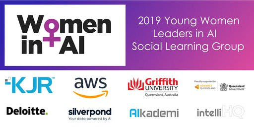 2019 Young Women Leaders in AI Social Learning Group (Brisbane)