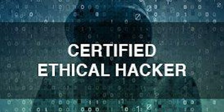 Newark, NJ | Certified Ethical Hacker (CEH) Certification Training, includes Exam tickets