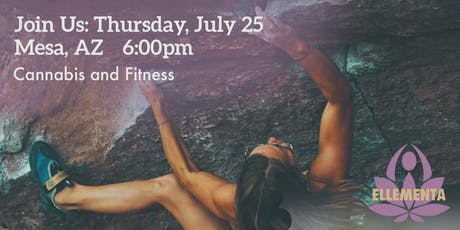 Ellementa Mesa: Cannabis and Fitness tickets