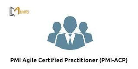 PMI-ACP® Certification 4 Days Virtual Live Training in Edmonton tickets