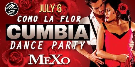 """Como La Flor """"Cumbia Dance Party"""" tickets"""