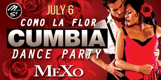 "Como La Flor ""Cumbia Dance Party"""