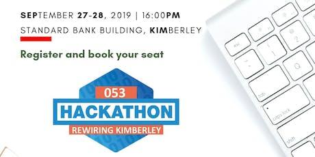 053 Hackathon tickets