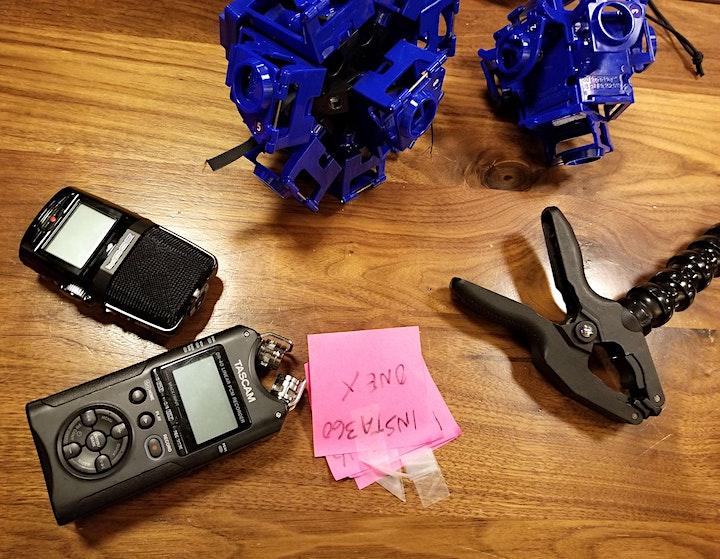 Intro to 360 Cameras (Feb 2020) image