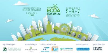 Expo Ecuaenergética 2019 entradas