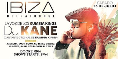 Dj Kane La Voz De Los Kumbia Kings en Concierto en Salt Lake City!