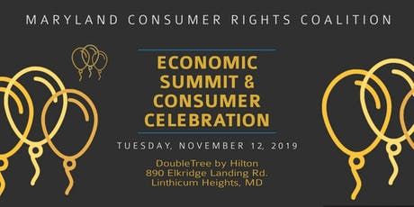 2019 Economic Summit & Consumer Celebration tickets