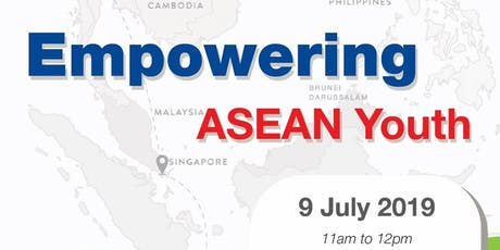 Empower ASEAN Youth Fireside Chat tickets