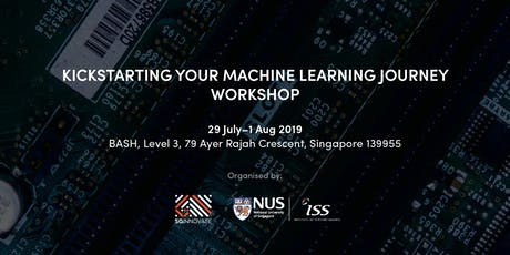 Kickstarting Your Machine Learning Journey tickets