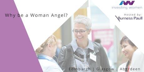 Why be a Woman Angel? Edinburgh tickets