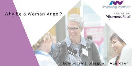 Why be a Woman Angel? Glasgow tickets