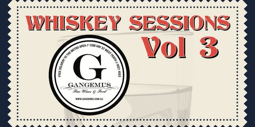 Whiskey Sessions Vol 3