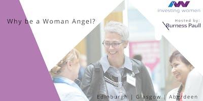 Why be a Woman Angel? Edinburgh 2020