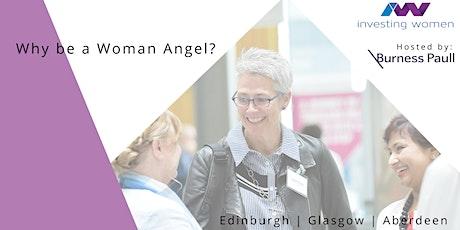 Why be a Woman Angel? Edinburgh 2020 tickets
