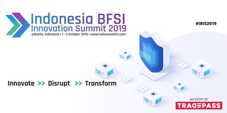 Indonesia BFSI Innovation Summit 2019 tickets
