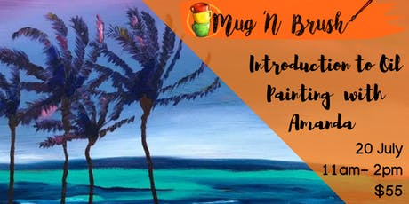 Introduction to Oil Paint - Adults tickets
