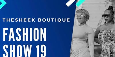 The Sheek Boutique IE Fashion Show 2019