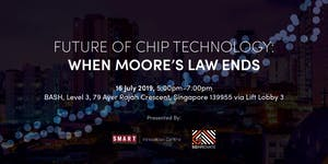 Future of Chip Technology: When Moore's Law Ends