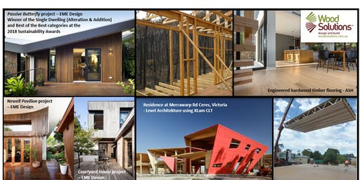 New Innovations in Sustainable Residential Timber Design Seminar