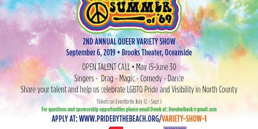 2nd Annual Queer Variety Show