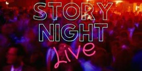 StoryNight Live Gold Coast tickets