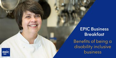 EPIC Business Breakfast: Benefits of being a disability inclusive business