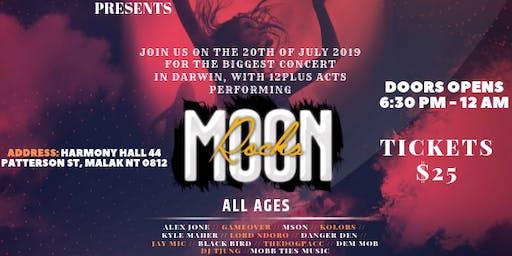 MOON ROCKS 2019