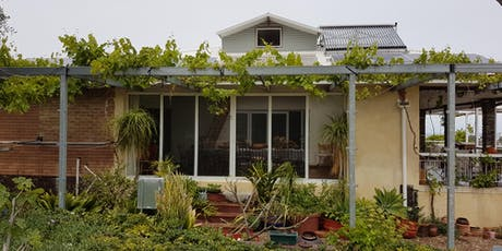 Sustainable House - Solar Passive House Design tickets